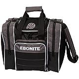 Ebonite Impact Plus a tracolla, borsa da bowling Impact Plus spalla Borsa, fumo