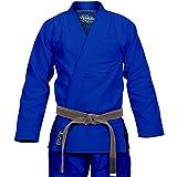 VENUM Elite Classic Kimono BJJ Gi, Unisex Adulto, Azul, A0