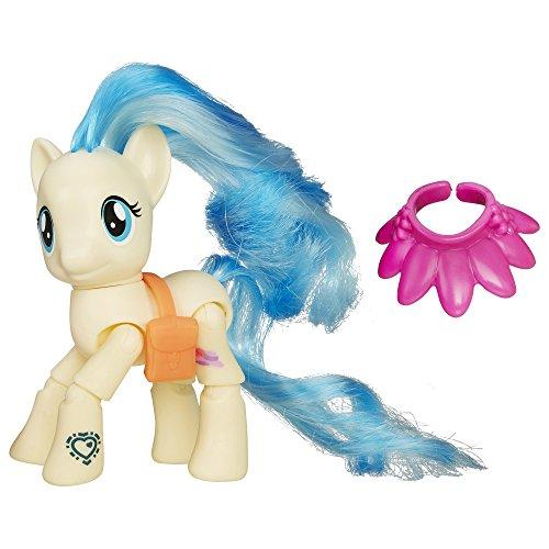 My Little Pony – Explore Equestria – Défilé de Mode de Miss Pommel – Figurine Articulée & Accessoires