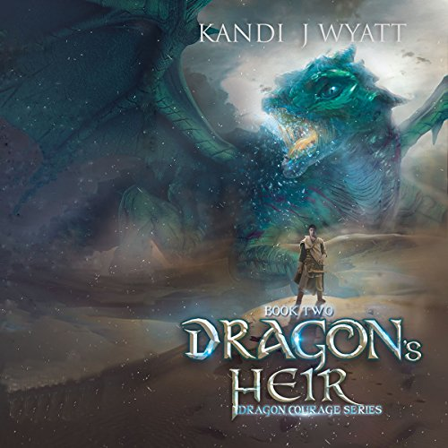 Dragon's Heir audiobook cover art