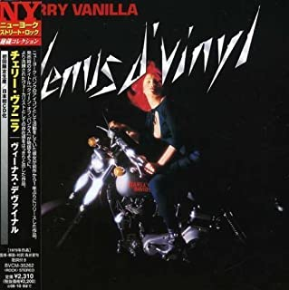 Venus D Vinyl by Cherry Vanilla (2008-04-01)