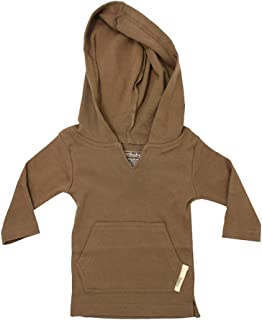 L'ovedbaby (L'bKIDS Organic Hoodies - Unisex Toddler/Kids Hooded Shirt