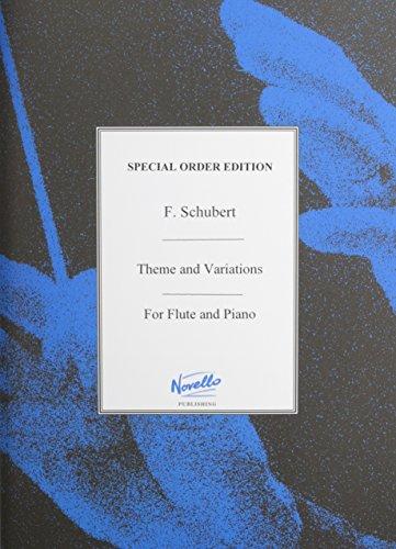 Franz Schubert: Thme and Variations d.802