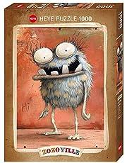Monsta Hi! Puzzle: 1000 Teile