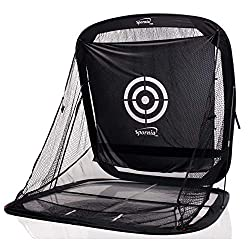 Best golf practice net for the lazy golfer: Spornia Golf Practice Net
