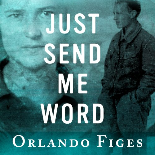 Just Send Me Word audiobook cover art