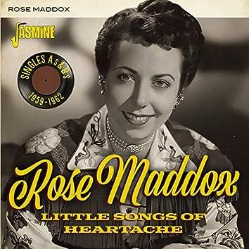 Little Songs of Heartache: Singles As & Bs (1959-1962)