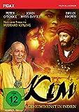 Kim - Geheimdienst in Indien / Spannender Abenteuerfilm nach einem Roman von Rudyard Kipling (DAS DSCHUNGELBUCH) (Pidax Film-Klassiker)