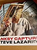 バンクシー 初回限定版 BANKSY CAPTURED by STEVE LAZARIDES Vol.1 2万冊限定 本 書籍 アート ブック BOOK ストリート 作品集