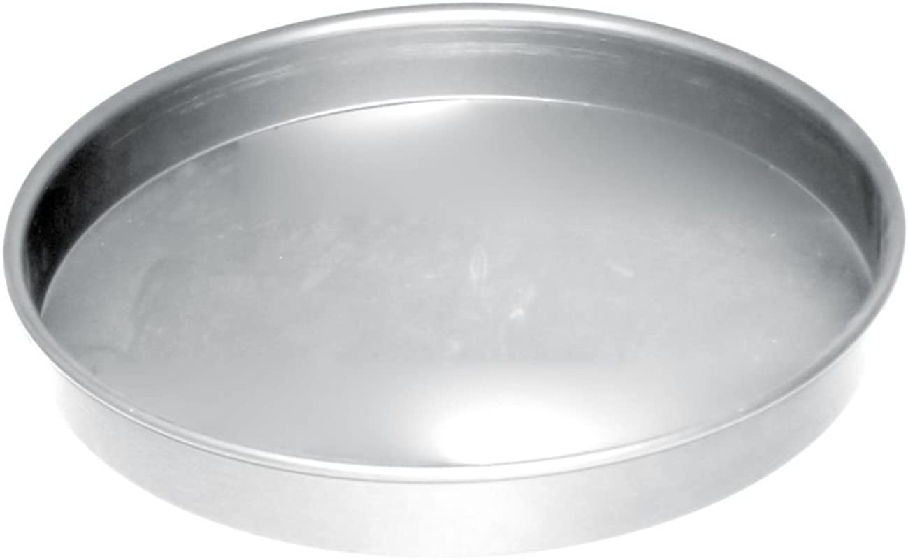 American Metalcraft A80142 Straight Sided Pan Aluminum 14 Dia 2 H
