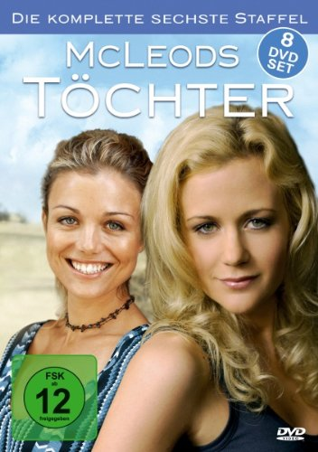 McLeods Töchter - Staffel 6 [8 DVDs]