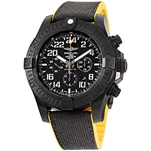 Breitling Watches Breitling Avenger Hurricane Automatic Movement Black Dial Men's Watch XB1210E4/BE89/257S