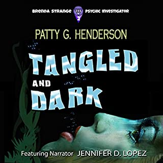 Tangled and Dark  audiobook cover art