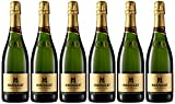 Pinord Marrugat Brut Nature Millesime Cava - Paquete de 6 x 750 ml - Total: 4500 ml