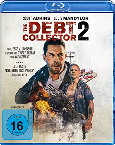 Debt Collector 2 [Blu-ray]