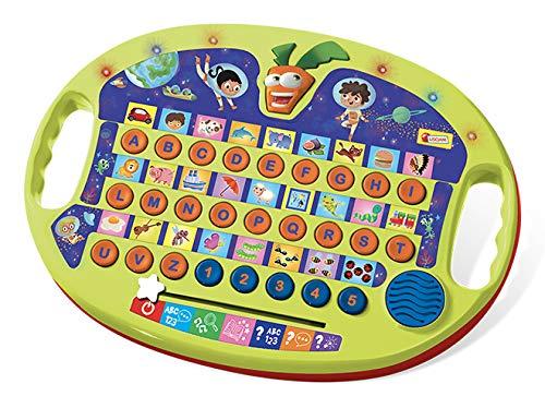 Lisciani Giochi - 77410 Gioco per Bambini Carotina Astronave ABC