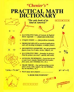 Chenier's Practical Math Dictionary by [Norman Chenier]