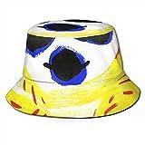 Monopatín SOTH Sombreros de Copa Transpirables de Tapa Plana Use Gorras de Pescador de protección Solar