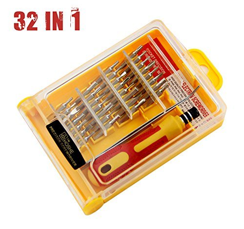 Tools Centre HEAVY DUTY 31 IN 1 ELECTRON SCREWDRIVER SET FOR HOME & PROFESSIONAL USE