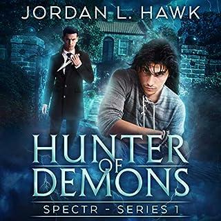 Hunter of Demons audiobook cover art