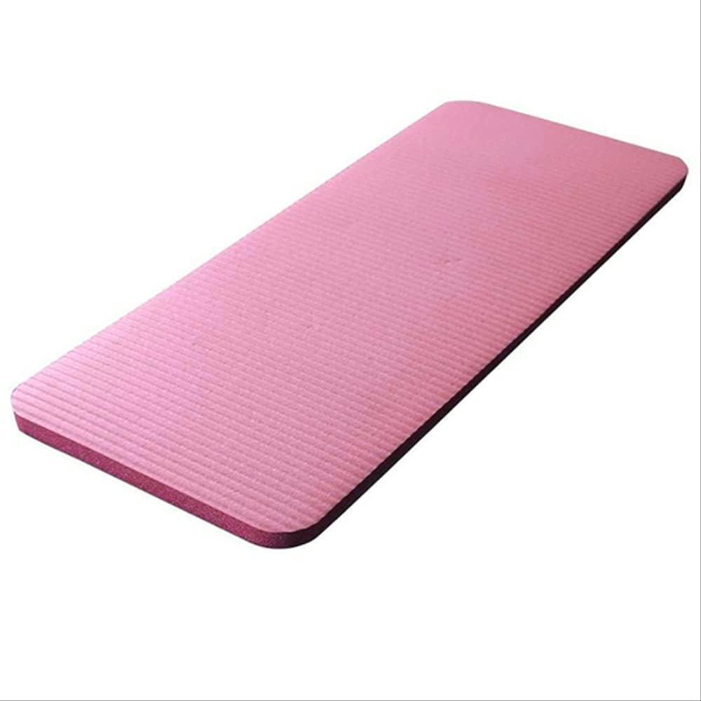 List price HHBB At the price of surprise 60x25×1.5cm Nbr Yoga Mat Family Non-slip Health Exercis
