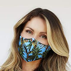 ✔️USE IT AS A SPORTS MASK OR WORK MASK- Multiple applications, our lightweight face masks are suitable for cycling, running, shopping, bus, subway. Super comfortable for daily use. NOT MEDICAL GRADE: Our masks are not a medical device or PPE. ✔️3 LAY...