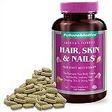Futurebiotics Hair Skin and Nails Tablets, 135-Count