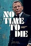 Close Up James Bond 007: Keine Zeit zu sterben Poster (61cm