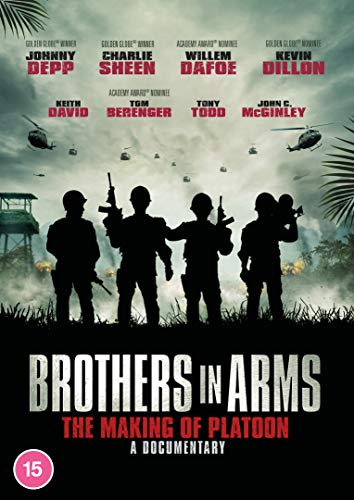 Brothers In Arms: The Making of Platoon [DVD]