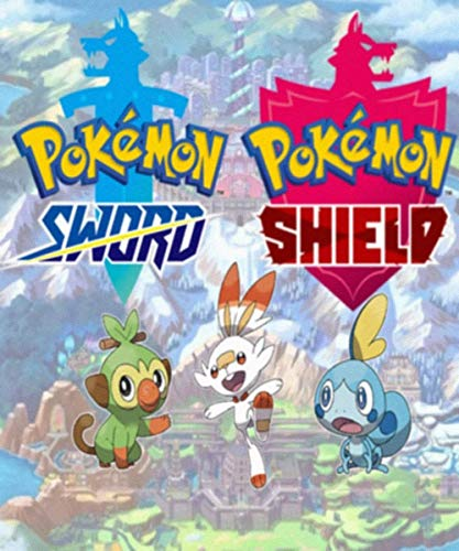 Pokemon Sword and Shield, Game Guide - Updated Strategy Guide (English Edition)