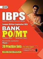 Ibps 2020: Bank PO/MT Phase I - 20 Practice Sets