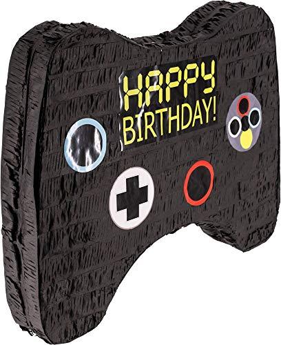 Goodtimes Pinata Spiele-Controller, 55cm, zum Befüllen mit Süßigkeiten, als Geschenkidee für Geburtstag, Hochzeit, Party
