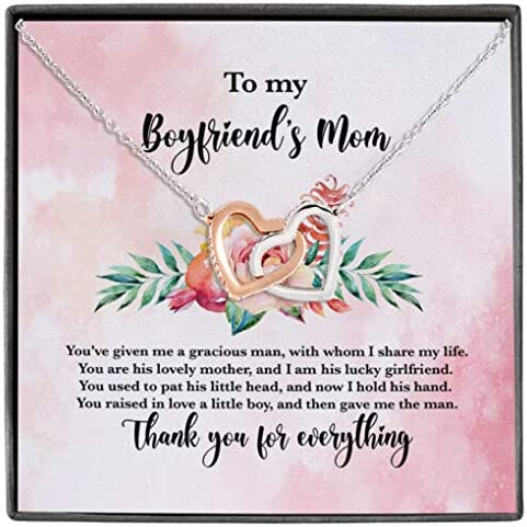 To My Boyfriend's trend rank Mom You've Given Me I You Man Thank Superior A Gracious