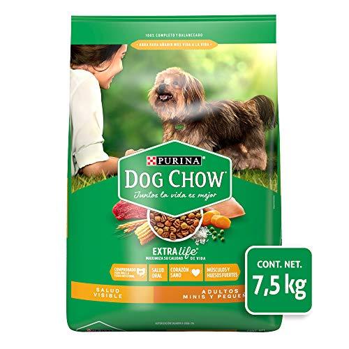 croquetas ol roy razas pequeñas fabricante Dog Chow