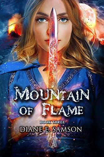 Mountain of Flame by Samson, Diane E.