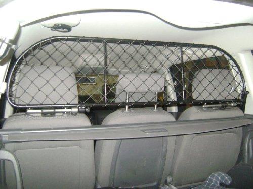 ERGOTECH Rejilla Separador protección RDA65-M8 kvw027, para Perros y Maletas. Segura, Confortable para tu Perro, Garantizada!