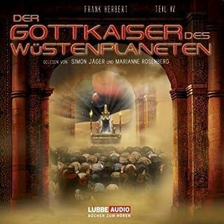 Der Gottkaiser des Wüstenplaneten (Dune 4) audiobook cover art