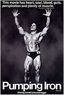 Pumping Iron POSTER Movie (27 x 40 Inches - 69cm x 102cm) (1977)