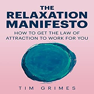 The Relaxation Manifesto audiobook cover art