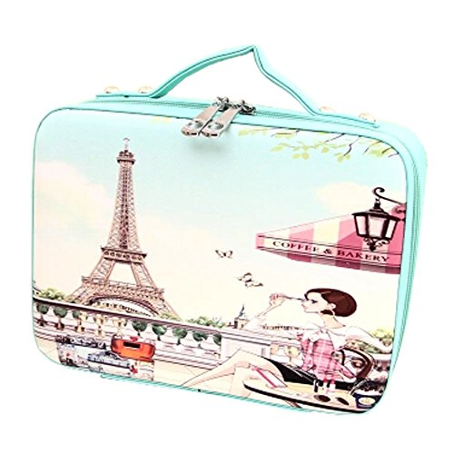 Waterproof Maquillage Sacs Maquillage Pochettes Grand sac cosmétique, H