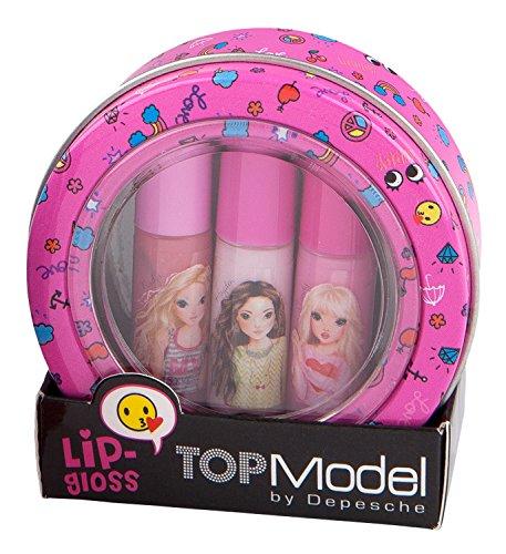 Depesche 006842 - Mini Lipgloss Set, Top Model