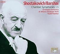 ショスタコーヴィチ:室内交響曲集 (Schostakovich: Chamber Symphonies 1-5) (Import)