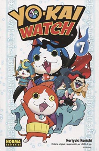 YOKAI WATCH 07