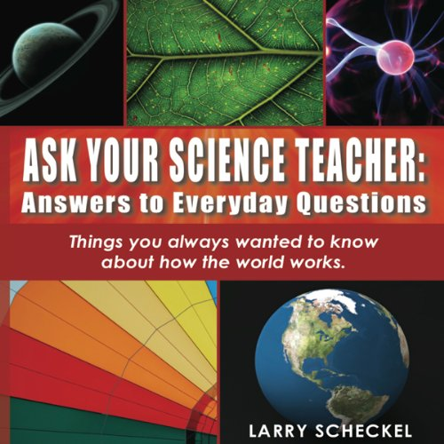 Ask Your Science Teacher cover art