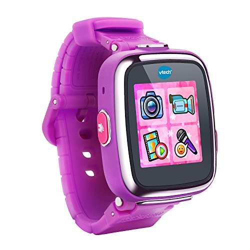 VTech Kidizoom Smartwatch DX - Purple, Great Gift for Kids, Toddlers, Toy for Boys and Girls, Ages 4, 5, 6, 7, 8, 9