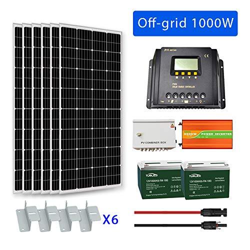 1000 watts solar panel - 6