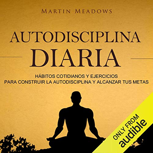 Autodisciplina diaria [Daily Self Discipline] cover art