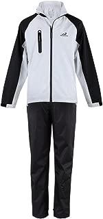 Woodworm Golf V2 Mens Waterproof Jacket and Pants Golf Rainsuit