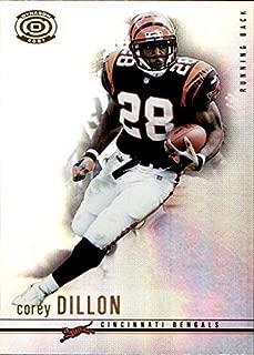 2001 Pacific Dynagon #20 Corey Dillon CINCINNATI BENGALS Football Card