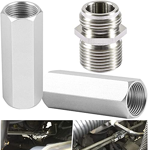68RFE Transmission Cooler Thermostatic Bypass Upgrade & Spin On Filter Screw Fits for Cummins Diesel 6.7L Compatible with Dodge RAM